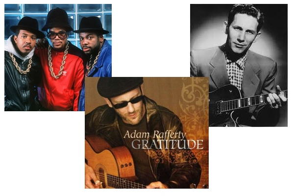 Adam Rafferty, Run DMC Chet Atkins